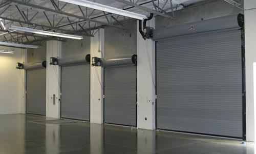 R\u0026S Rollup Door & R\u0026S Commercial Rolling Sheet Doors | Aluminum Door \u0026 Screen Co